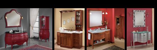 euro bagno klassische badm bel. Black Bedroom Furniture Sets. Home Design Ideas